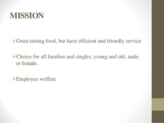 online food business plan
