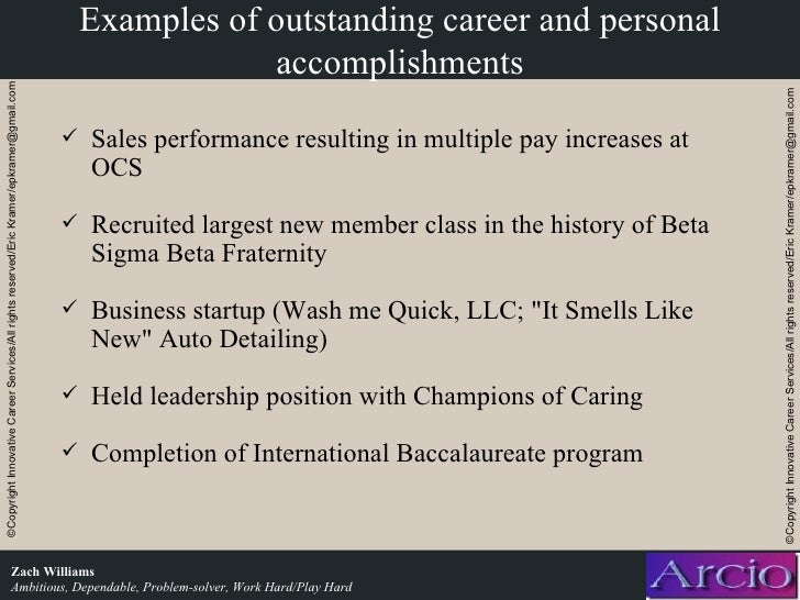 InterviewBest Presentation Example - Entry Level Operations People An…