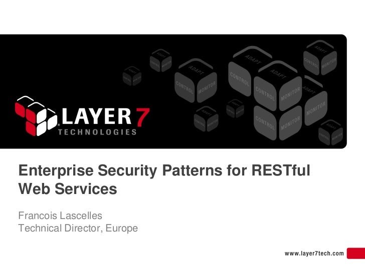 Layer 7: 2010 RSA Presentation on REST and Oauth Security