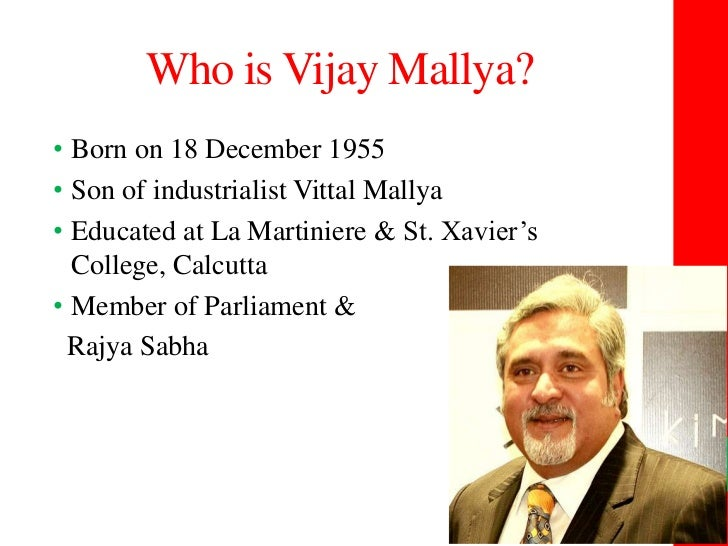 vijay mallya leadership qualities Vijay mallya declared proclaimed offender by delhi 'jaya not a mass leader a delhi court on thursday declared beleaguered businessman vijay mallya a.