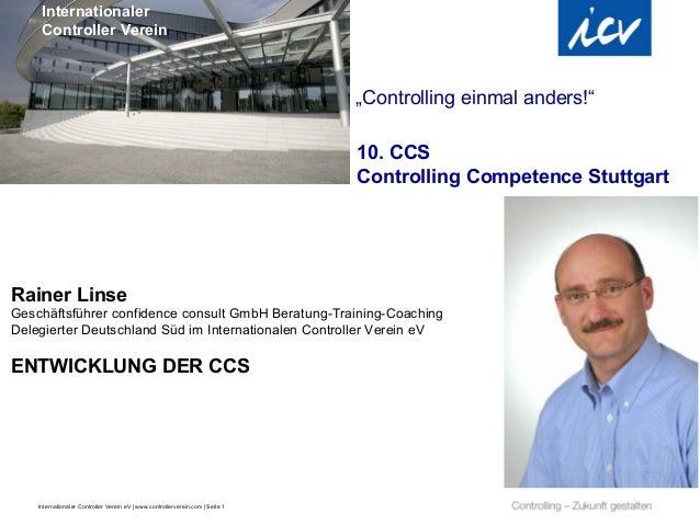 "Internationaler     Controller Verein                                                                                ""Cont..."