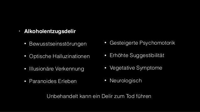 Suchtdruck Symptome