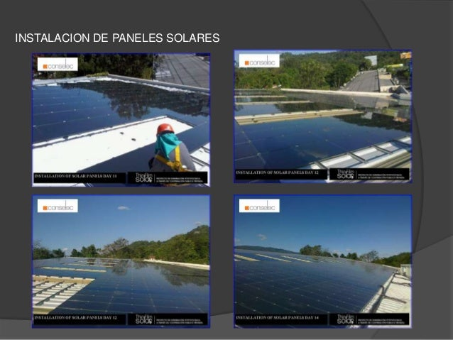 Proyecto Solar Bipv Conselec Quot Cc Las Palmas Quot El Salvador