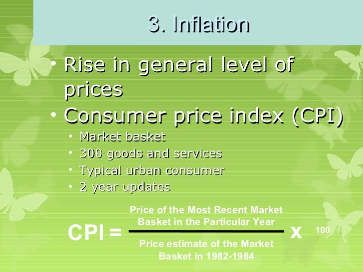 an analysis of the inaccuracies of the consumer price index for the typical urban consumer Mistakes of the consumer price index (cpi) the consumer price index is a measure of the costs of an altered business wicker bin of about 300 customer merchandise and administrations obtained by a normal urban buyer.
