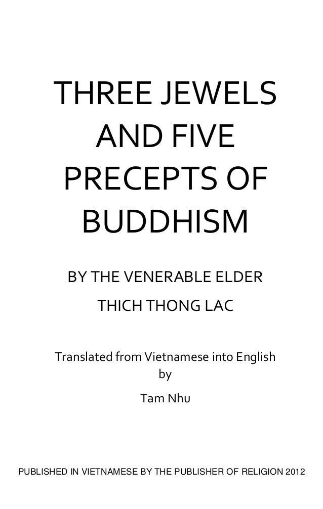 The five precepts