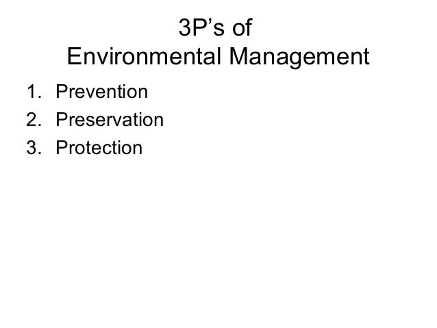Env Mgt 1 Sustainable Development 23slides