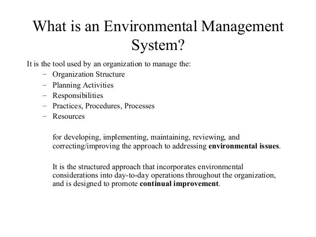 ISO 140001 Slide 2