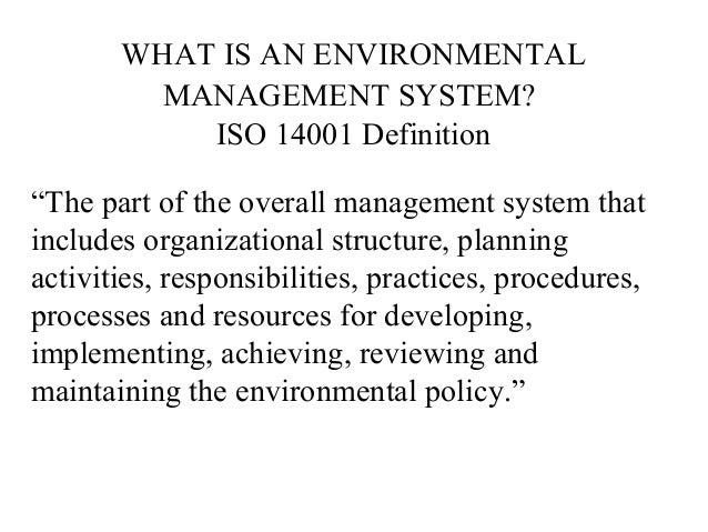 ISO 140001 Slide 3