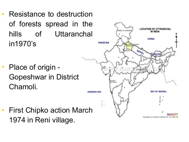 """emergence of environmental movements in india The environmental movement and environmental politics 195 """"radiophobia"""" two nonbinding, unofficial referendums conducted in 1990 illustrate the level of sentiment against nuclear power7 in february, voters in the small ural mountains city of neftekamsk went to the polls."""