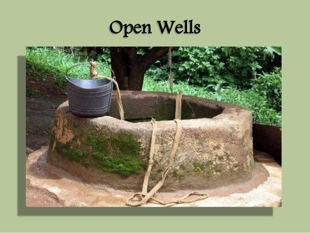 Open Wells