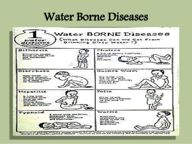 Preventive Measures to Control Water  Borne Diseases  (4) The general habit of cleanliness must be  inculcated among the p...