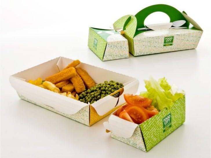 envases para alimentos y su diseño