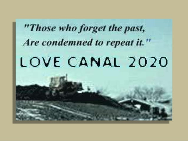 love canal environmental disaster