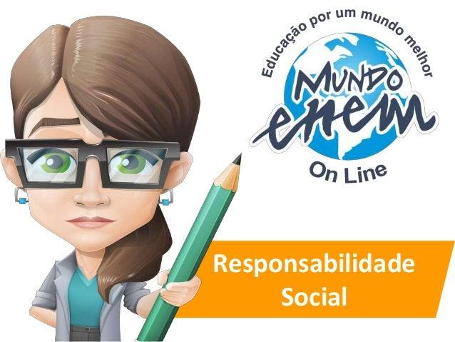 ResponsabilidadeSocial