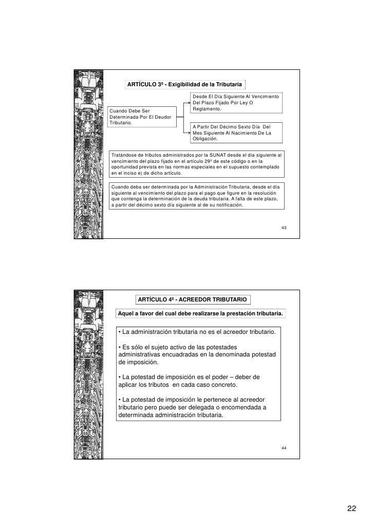 ARTÍCULO 3º - Exigibilidad de la Tributaria                                    Desde El Día Siguiente Al Vencimiento      ...