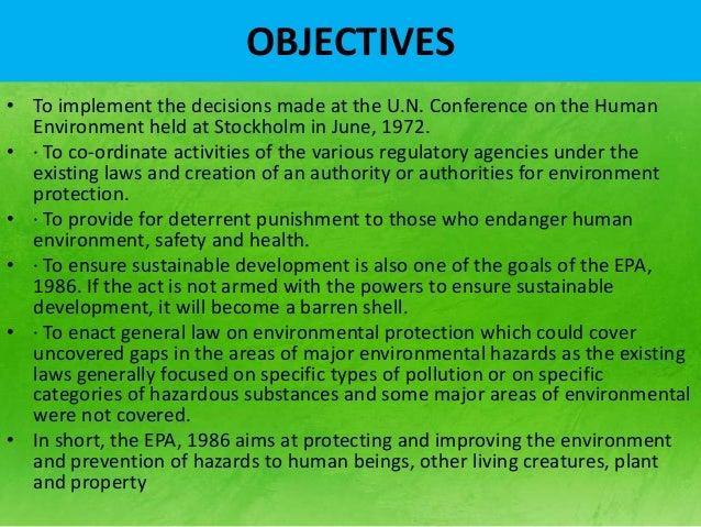 Environment Protection Pdf