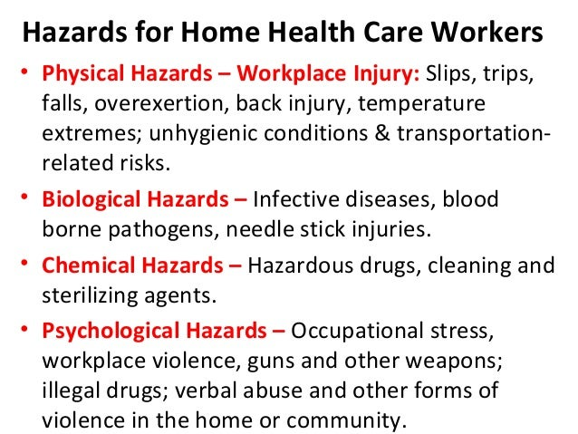 human enviromental hazards Plastics and environmental health: plastics has centered mostly on human health and environmental and allow for patient safety as well as.