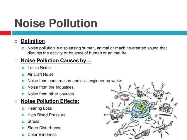 Pollution caused by urbanization and its solutions essay