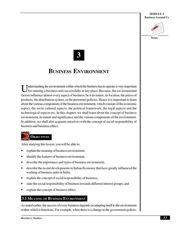 MODULE -3                                                                                                   Business Aroun...