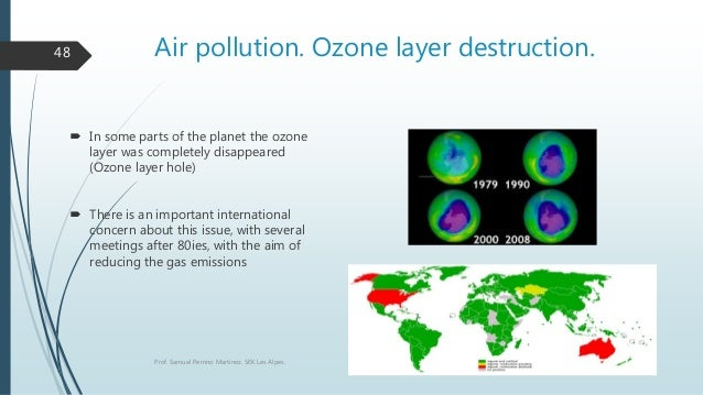 the characteristics and dangers of acid rains the green house effect and decrease in the ozone layer Chapter 11 fossil fuels: environmental effects  are acid rain and smog, the greenhouse effect and the high ozone levels in the air we breathe (this last effect should not be confused with the ozone layer depletion, which is also becoming an.