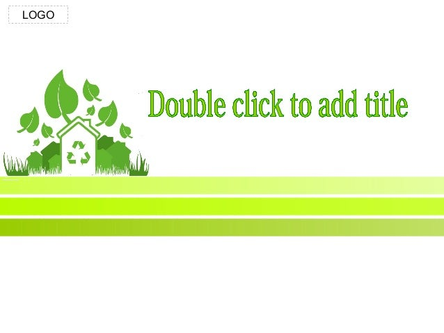 Environment Ppt Template 019