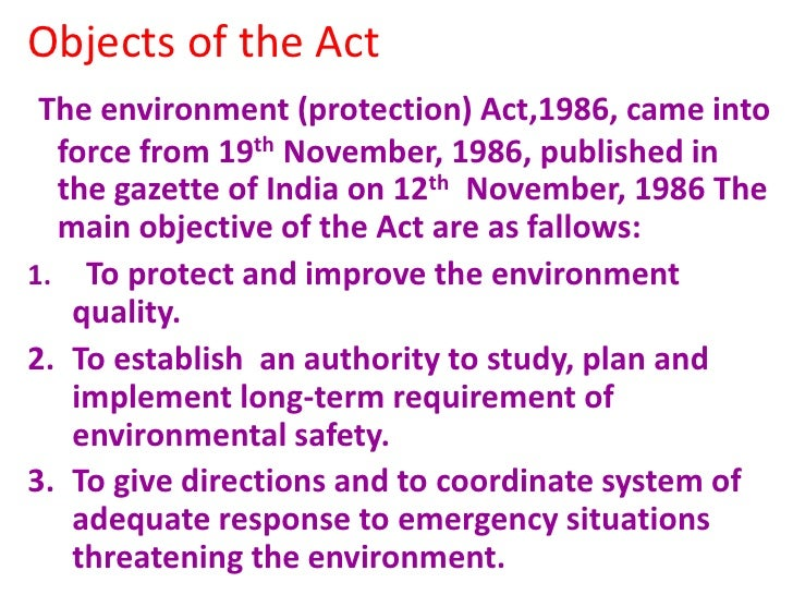 Industrial air pollution control regulatory importance in india.