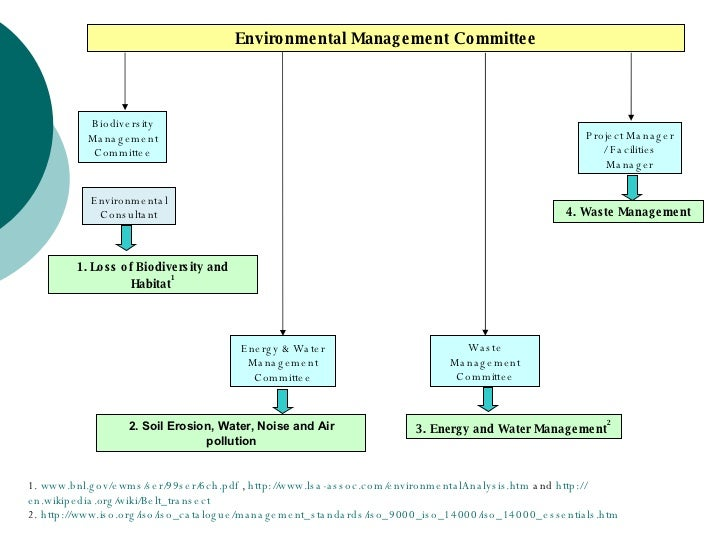 essay environmental impact assessment