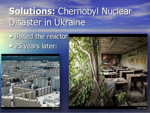 an analysis on the environmental as well as health issues of the chernobyl disaster Chernobyl disaster, the populations affected at the time, whether by being displaced or exposed to radiation, have sustained neuropsychological consequences and these consequences remain of public health and.