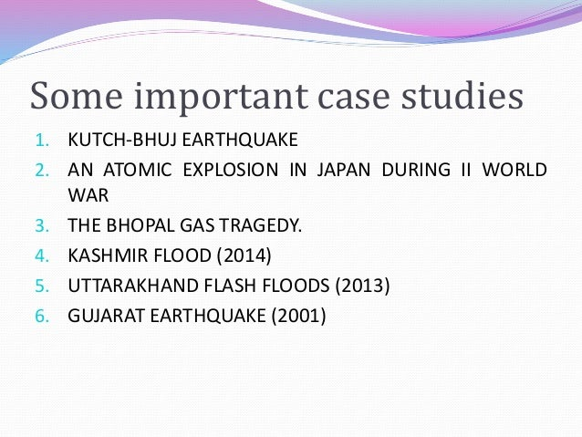 """bhopal gas tragedy communication failures case study In the paper """"bhopal gas tragedy"""" the author examines the compensation issue of bhopal tragedy effective communication case study 3 pages (750 words."""