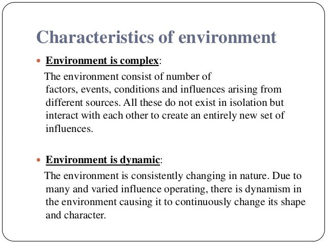 environmental traits - photo #3