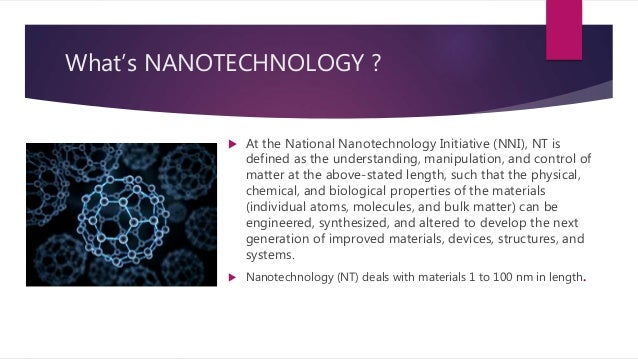 is nanotechnology the next technological breakthrough One year ago, i posted a roundup of 2006 technology breakthroughs from mit technology review of the breakthroughs listed at that time, displays, plug-in hybrids, and solar cells showed impressive progress over the subsequent 12 months now, we arrive at the 2007 list, which has expanded from four categories last year to five this.