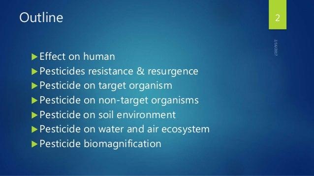 non biodegradable pesticides