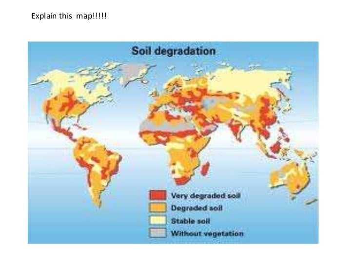 Effects Of Overexploitation Of Natural Resources