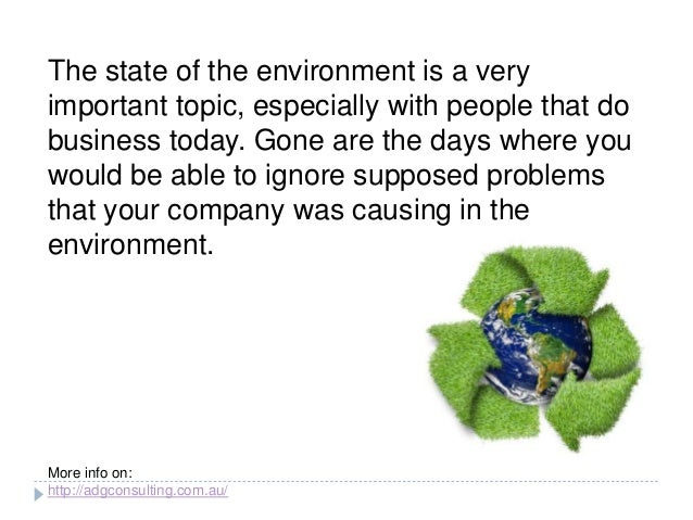 Environmental Consulting Firms You Can Trust