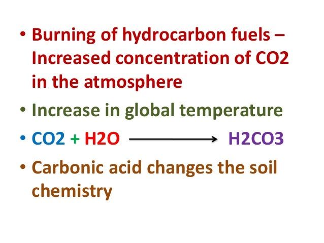 an analysis of the acid rain and the issues of pollution in atmospheric moisture Background and analysis  of environmental issues, acidic precipitation, or acid rain as it is  of carbonic acid, which forms when atmospheric carbon.