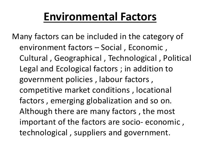 factors to realize the internationalization of These factors are government, international transactions, speculation and expectation, and supply and demand tutorial: economic indicators to know major market forces.