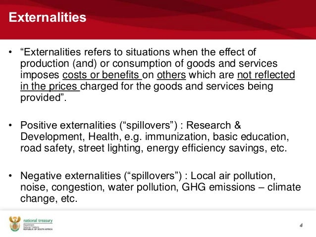 the carbon tax reduces negative externalities and pollution economics essay Econ 101: principles of microeconomics chapter 17 - externalities  what are the consequences of a negative externality  who should reduce pollution and by how .