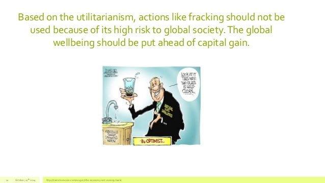 utilitarianism is the best approach to environmental issues
