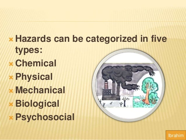 environmental hazard Abstract tr 051: environmental hazard assessment of substances | january 1993 the main objective of the work described in this report was the development of a process for the environmental hazard assessment of substances, including principles and practical approaches.