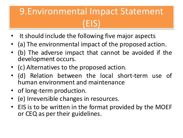 environmental impact assessment format 50 associated and potential environmental impact 94 51 assessment methodology 93 511 introduction 94 table 52a risk assessment matrix for environmental consequences 99 sample location map eia of ajaokuta.