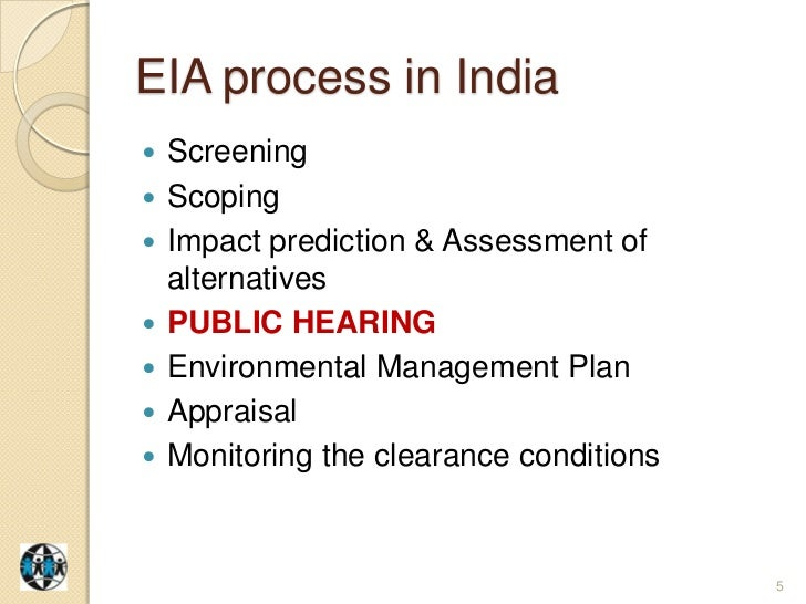 environmental impact assessment eia planning process Environmental assessment (ea) is the assessment of the environmental  consequences  the eia process in victoria is intertwined with the environment  effects act  environmental impact assessment is, in its simplest form, a  planning tool.