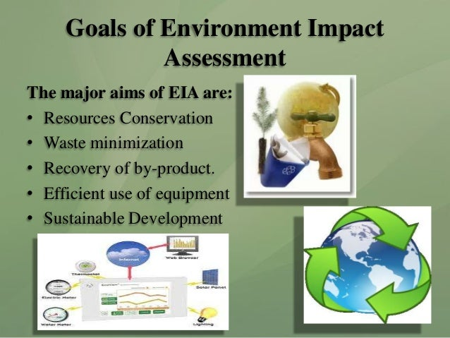impact of the environmental impact assessment eia Environmental impact assessment (eia) proposed 100 mw nbt-szabist wind power project 1 environmental management consultants table of contents.