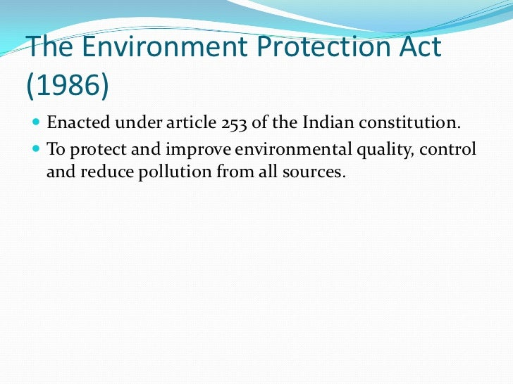 an essay on environmental protection The advent of agriculture has ushered in an unprecedented increase in the human population and their domesticated animals we provide excellent short essay on.