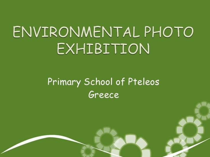 Primary School of Pteleos Greece