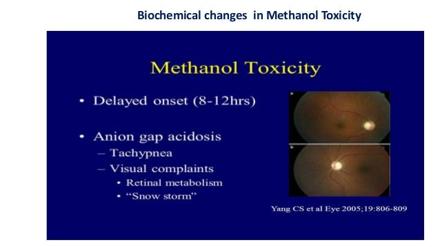 Methanol Vs Ethanol >> Environmental pollutants and their clinical significance