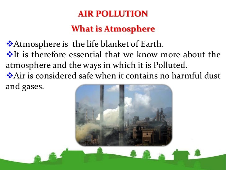 pollution definition Air-pollution definition: noun (uncountable) 1 the contamination of the atmosphere by noxious gases and particulates definitions air-pollution noun.