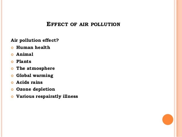 causes effects global warming essay