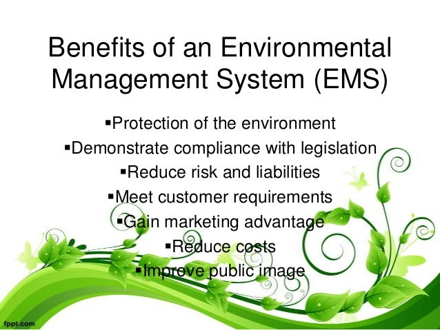 advantages of protecting the environment Environmental protection is practiced for protecting the natural environment on individual, organization controlled by governmental levels, for the benefit of both the environment and humans.