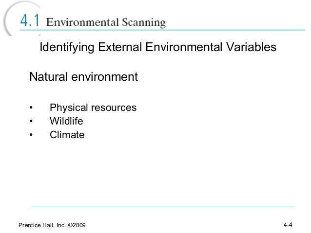 internal and external environmental scan of apple inc External and internal factors of apple, inc  external and internal  these  topics range from labor and human rights to environmental.
