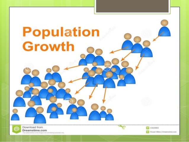 Premise Indicator Words: POPULATION GROWTH, VARIATION OF POPULATION AMONG NATIONS
